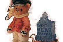 Cherished Teddies winter bear festival