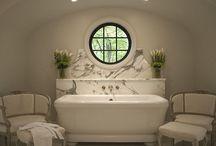 home decor: lush bathrooms