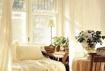 Radiant Rooms / by Taylor Linens