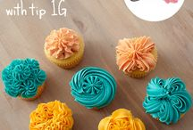 Cupcakes Decorating