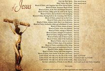 LITANY of the PRECIOUS BLOOD of JESUS