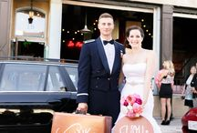 Orange Weddings / by Artfully Wed - Wedding Blog