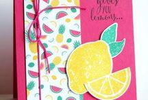 SU Lemon zest