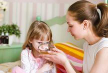 Hausmittel bei Kinderkrankheiten