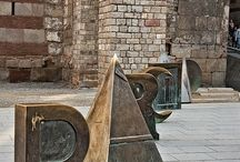 Barcelona El Gotic - the old town / by Feel At Home In Barcelona