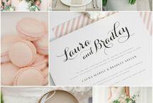 [ wedding palettes ]