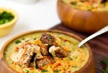 Soups / Meatless
