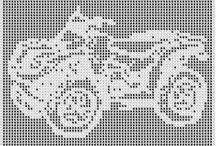 Håndarbeid / Oppskrifter og mønstre