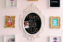 room decor & diy / by Mariana Alvarez