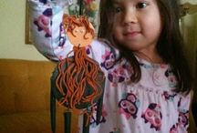 Kid craft projects