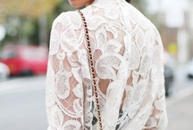 Love of Lace #inspiration / #inspiration for #aventstrendofweek