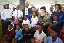 #BacktoSchoolProgramme in Mkhuhlu, Mpumalanga