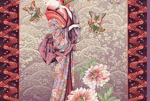 Geisha/Traditional Japanese