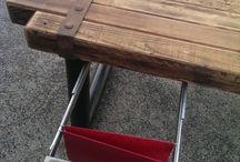 Furniture Design / Furniture design up to 60's