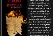 El reino imposible de Fernando García Castaño / Libro