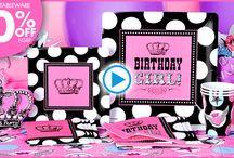 J's birthday ideas