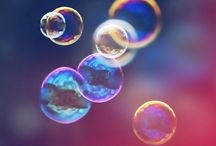 The bubbles in slow mo!! / I love natural pics!!