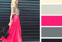 Мода цвета