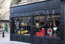Shops exterior