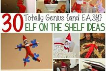 Elf on the Shelf / by Jackie Wagner