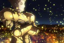 fate zero/stay/grand order