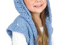 Girls' patterns,crochet etc