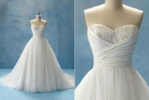 wedding dresses :) / by Emily Dawe