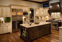 Kitchen redo / by Karyn Bynum
