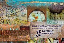 mix media