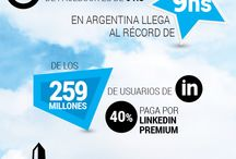 Social Media - Infografías