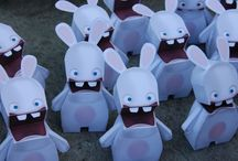 rabbit invasion
