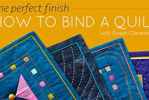 My Craftsy Quilt Binding class / info and images about my class