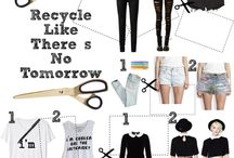 Recycle as there's no tomorrow