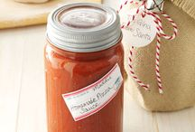 Sauce, Jam, and Mixes / Find recipes for making homemade sauces and homemade spice mixes from Taste of Home.
