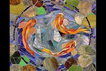 Mosaics / All sorts of Mosaics