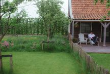 tuinstijl: landelijke tuin