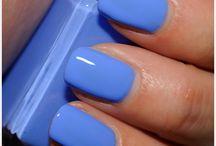 Bright Nails.