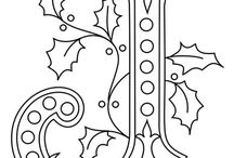 Art & Doodles - Alphabet