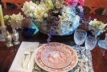 TABLESCAPES / by Tina Walker