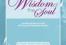 Wisdom of the Soul / Daily Wisdom of the Soul for inSpiration and the work associated with author and Soul Coach Kerrie Wearing