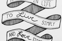 simply live