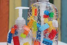 Lego soap / Cool for soap design