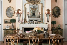 dining room / by Gretchie