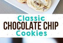 Chocolate Chip Cookies / Chocolate chip cookies