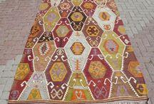 Rugs och vackra mattor