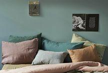 seinien värejä