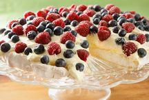 desserts / by Anne Elkins