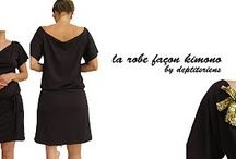 Coudre robe jersey