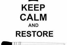 Restauro / #conservazione #restauro #conservation #restorer #restauratore #restauratrice #arte #art