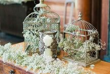 Gypsophila design / How to use babys breath for wedding deco...